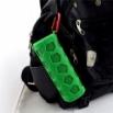 Bluetooth Тонколона Карабинер,Тъмно зелена Модел P8