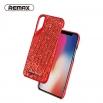 Калъф REMAX Sulish Червен за iPhone X / XS