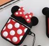 Силиконов калъф за AIRPODS 3D Мики Маус