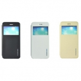 Flip Case Ferrise S-View Cover за Samsung Galaxy Ace 4