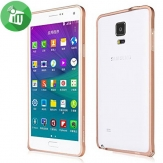 Бъмпер BASEUS Beauty Arc за Samsung N910 Galaxy Note 4 Златист