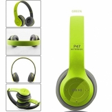 Wireless Handsfree Слушалки P47 Цвят-Зелен