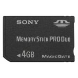 Карта памет Sony 4GB Pro Duo Memory Stick
