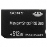 Карта памет Sony 512MB Pro Duo Memory Stick / Memory Card